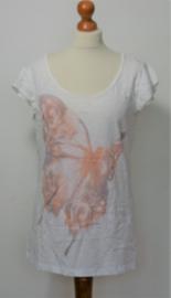 Esprit vlinder shirt-XL