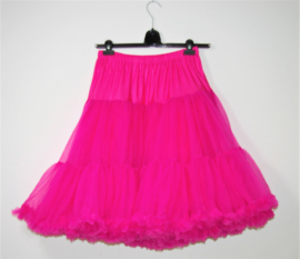 Dancing Days roze tule rok-M/L