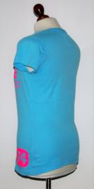 The Tin Tab blauw t-shirt-M