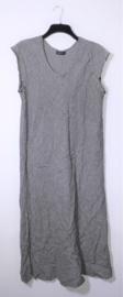 Hebbeding zwart/wit geruite jurk-46