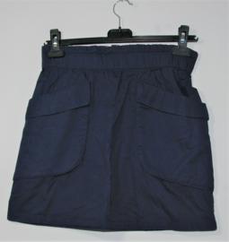 H&M blauwe rok-XS