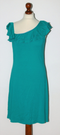Studio Iko groene jurk-36