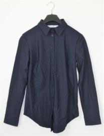 Ambika blauwe blouse-M