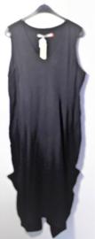 One o One zwarte jurk-46