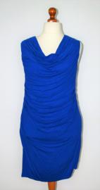 Angelle Milan blauwe jurk-XXL