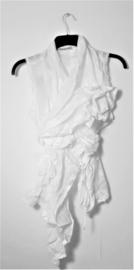 Cora Kemperman witte blouse-M
