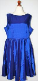 Chic Star blauwe jurk-54/56