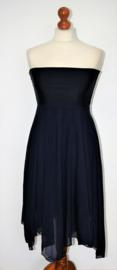 Lentiggini blauwe jurk-S