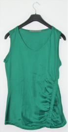 Cora Kemperman groene top-XL