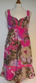 Miss Etam roze jurk-36