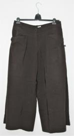 Art zwarte broek-XXXL