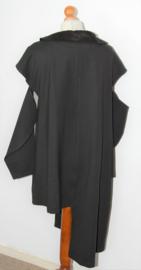 QLZW zwarte jas- L