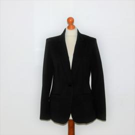 H&M zwarte blazer-42