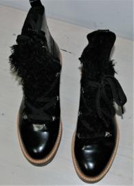 H&M zwarte boots-40