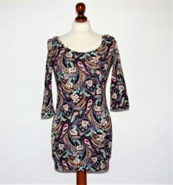 Pieces paisley shirt-XS