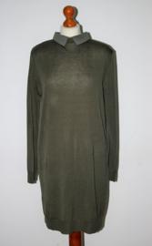 Atmosphere groene jurk-38