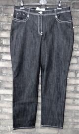 Bonita zwarte spijkerbroek-48