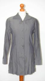 Bianca grijze blouse -36