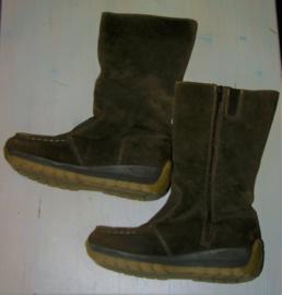 Shoetiek Roks bruine laarzen-40
