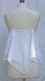 Zara witte top-M/L