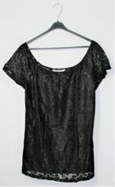 Fstvl zwart shirt-L