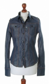 G-Star Raw Denim Blouse - S