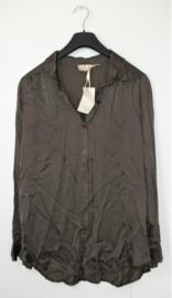Garconne bruine blouse-M