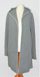 H&M grijze vest-XL