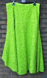 Groene rok- XL