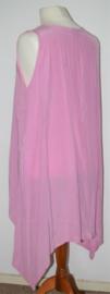 Dhio Fashion roze tuniek-44/46