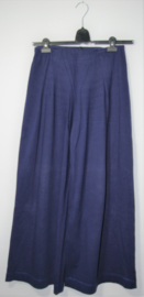 Cora Kemperman blauwe broek-S