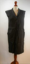 Mango suit grijze jurk-S