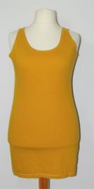 Cora Kemperman gele jurk-XS