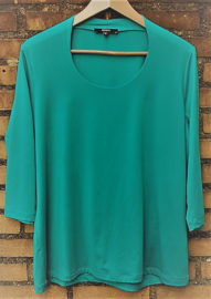 Bonita groen shirt-XL
