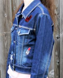 Vavell Jeans jasje-M