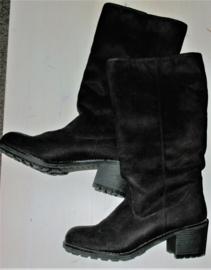 Graceland zwart gevoerde laarzen-44