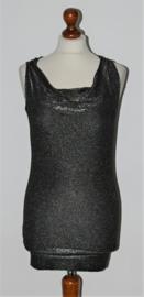 Promod zwart shirt- S