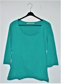 Cora Kemperman groen shirt-XL
