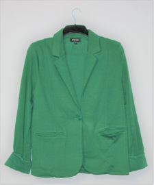Promiss groene colbert-XL