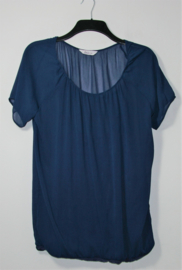 Miss Etam blauw shirt-42
