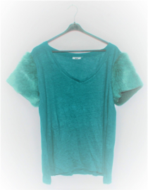 We groen shirt-XL