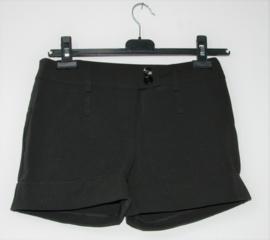 Rinascimento zwarte korte broek-XS