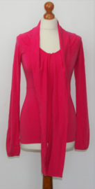 ABC roze shirt-XS