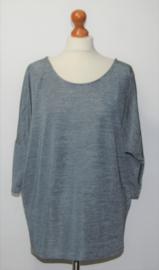 Eksept grijs shirt-L
