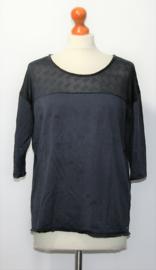 Gsus blauw shirt-L