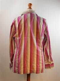 Ulla Popken gestreepte blouse- 46/48