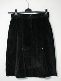 Zwarte ribcord rok-38