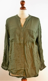 Made in Italy groene blouse-38