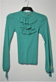 Forecast groen shirt-XS