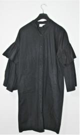 C-Yard zwarte blouse- 46